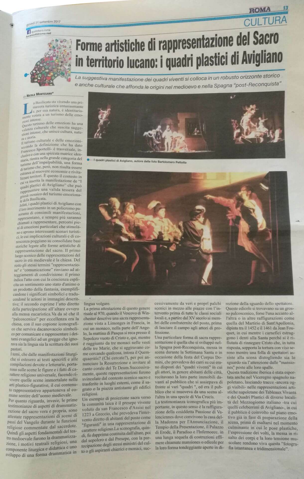 Articolo-Quadri-Plastici-21-settemre-2017---Il-Roma