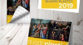 Calendario Quadri Plastici 2019